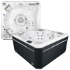 570 Gold Self-Cleaning Hydropool Spa