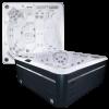 Hydropool Self-Cleaning Spa 790 Platinum