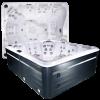 Hydropool self-cleaning spa 970 Titanium