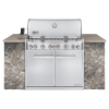 Summit® S-660 Built-In Gas Grill